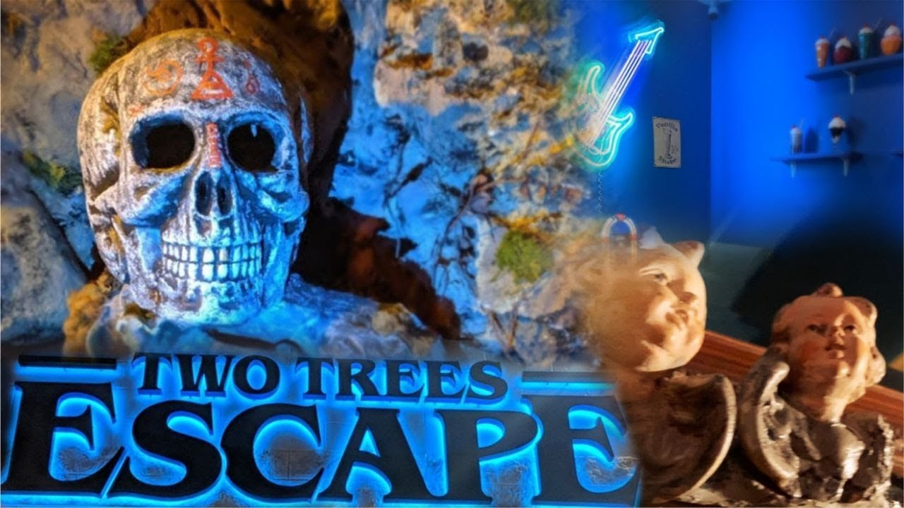 Two Trees Escape Room Ventura CA