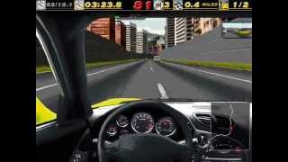 The Need For Speed 1994 gameplay