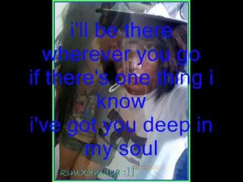 Deep in my soul- acosta russel LYRICS