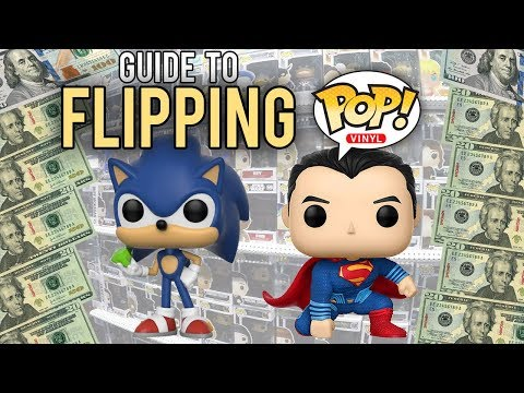 Flipping Funko Pops: A Beginners Guide (Funko Pop Reselling)