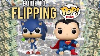 Flipping Funko Pops: A Beginners Guide (Funko Pop Reselling)