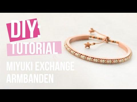 Miyuki Exchange armbanden ✰