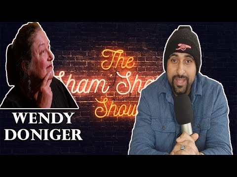 Anti Hindu Bias In Academia - Wendy Doniger