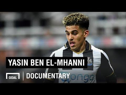 From Ronaldo double to Newcastle United: Yasin Ben El-Mhanni's incredible journey