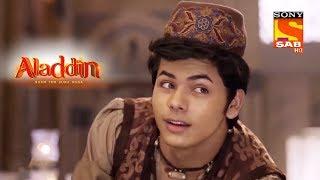 Aladdin Is Caught By The Guards | Alasmine Romantic Moments | Aladdin