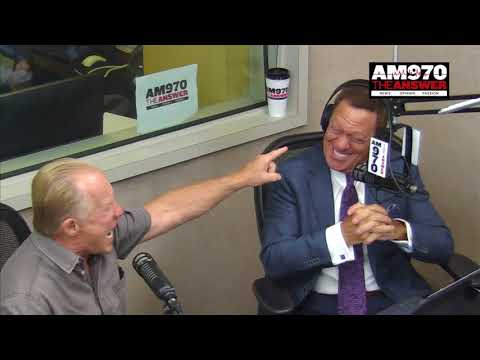 AM970 Morning Show Joe Piscopo Interviews Jackie Martling