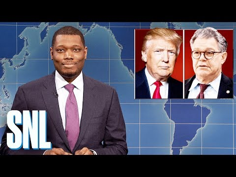 Weekend Update on Senator Al Franken - SNL