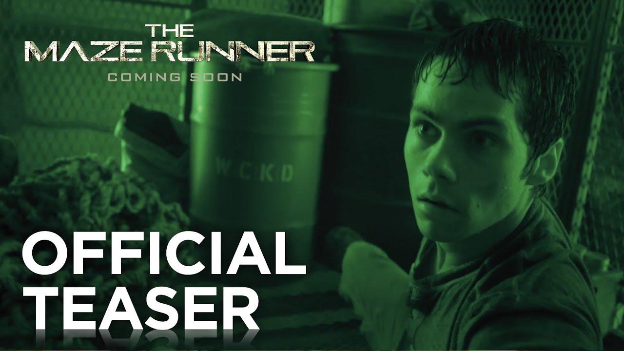 The Maze Runner | Official Teaser [HD] | 20th Century FOX