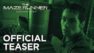 The Maze Runner | Official Teaser [HD] | 20th Century FOX