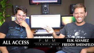 All Access: Elik Álvarez & Freddy Sheinfeld