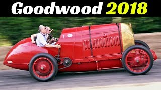2018 Goodwood Festival of Speed - Day 2 Highlights - Supercars Madness, F1, Rally cars, Drift & More