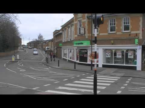 Raunds, Northamptonshire 08.01.2012