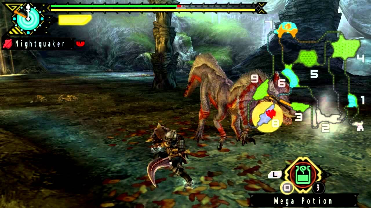 Monster Hunter Portable 3rd English Patch Latest Patch