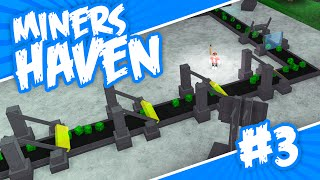 Miners Haven #3 - MAKING SO MUCH MONEY (Roblox Miners Haven)