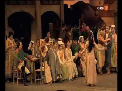 L'elisir d'amore (2005) - 11 - Cantiamo, facciam brindisi... La Nina gondoliera