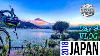 JAPAN VLOG Day 9 - Made it to mt Fuji, drone footage