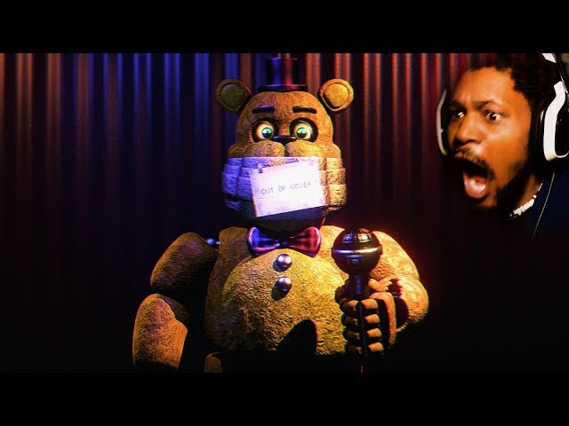 KEEP. YOUR. EYES. ON. FREDBEAR. | Fredbear and Friends: Left To Rot