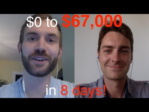 $0 to $67,000 in 8 days!