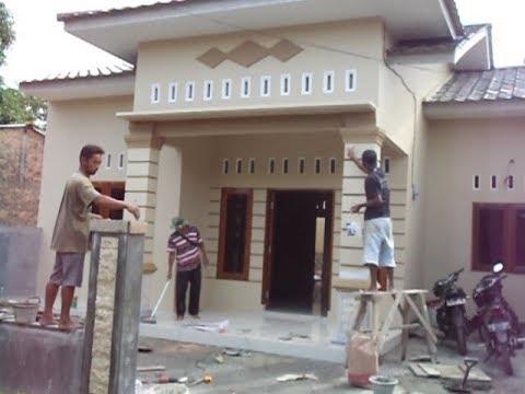 Membangun Rumah Minimalis Modern Murah Dan Berkesan Mewah Youtube