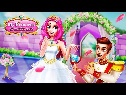 My Princess 2- Bridal Makeup Salon Games for Girls