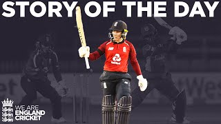 Beaumont Hits Quick-fire 62 In Opening Game | England Women v West Indies 1st Vitality IT20 2020