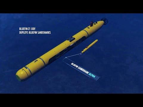 General Dynamics Undersea Battlespace CONOPS for ANTX 2017
