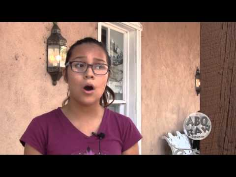 "ABQ RAW | Too Young In Old Town For American Idol Auditions To ""Set Fire To The Rain"" by Adele"