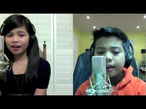 Bruno Mars / Adele - It Will Rain / Chasing Pavement (Cover) Dabu Siblings
