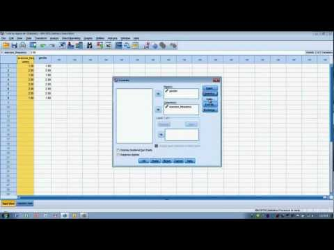How To Use SPSS-Fisher's Exact Test