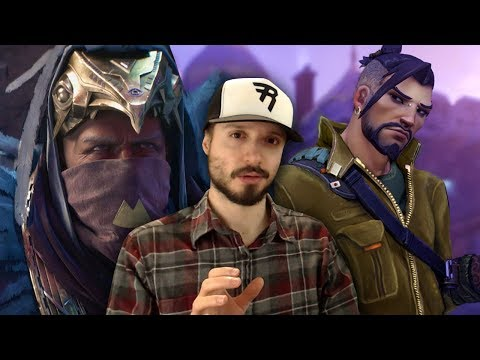 Why Gamers Are Upset: Diablo 3 Botting; Destiny 2 Expansion, Overwatch Skins (Gaming News)