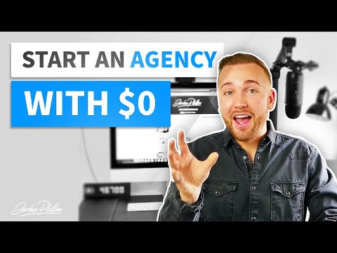 How to Start a Digital Marketing Agency with No Money?!