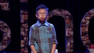 When You Know, The Fear Will Go | Dylan Soh | TEDxSingapore