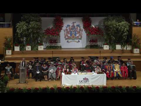 UCLan Graduation Ceremony: Monday 10 July 2017 – Morning