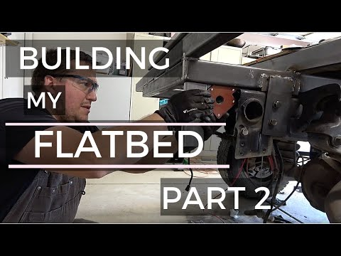 Dodge Flatbed Build Part 2