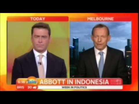 Tony Abbott - 5 yrs On Nauru, UN Security Council, 'Towback', Indonesia & 'Megaphone Diplomacy'