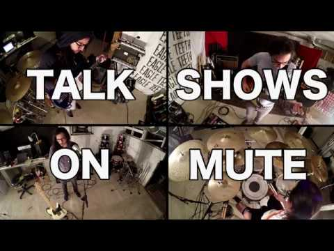 Talk Shows On Mute - Incubus (cover)