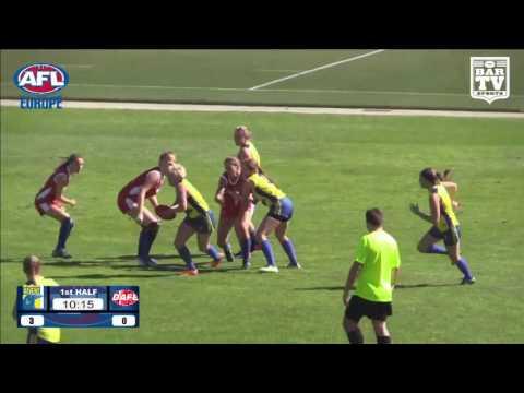 EuroCup16 -  Denmark Valkyries vs Sweden Ravens