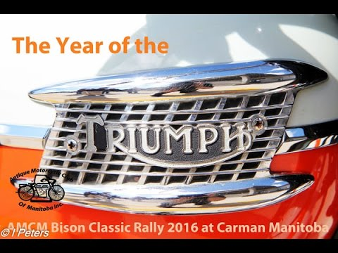 Bison Classic Motorcycle Rally 2016