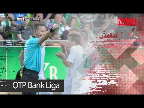 Ferencvárosi TC - Paksi FC | 2-2 (0-1) | OTP Bank Liga | 27. forduló | 2017/2018 | MLSZTV