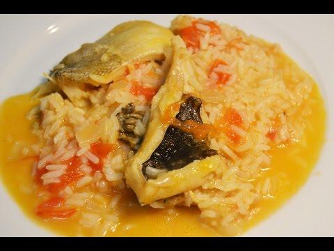 Receita de arroz de bacalhau by necasdevaladares