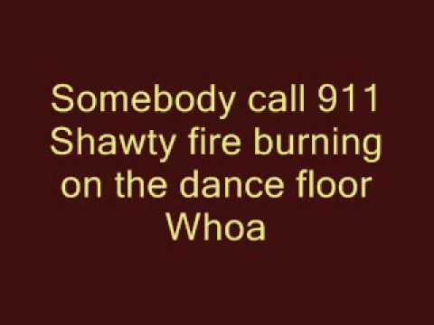 Sean Kingston Fire Burning On The Dance Floor D Youtube