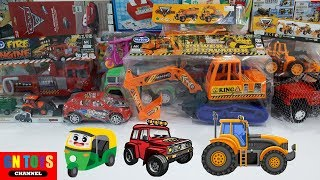 Kids Learn Cars Toy Names| Unbox Cars Toys| Cars Toys for Kids| Learn Street Vehicle Names for Kids