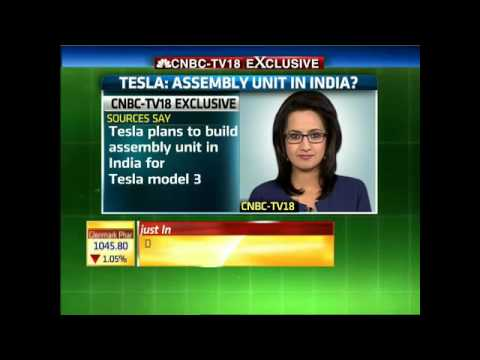 Tesla To Build An Assembly Unit In India- Oct 7