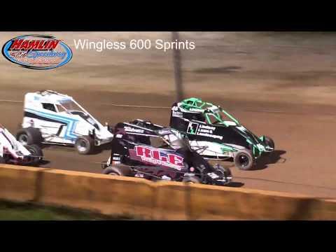 JPA Masonry Wingless 600 Sprints - 6/15/19 Feature