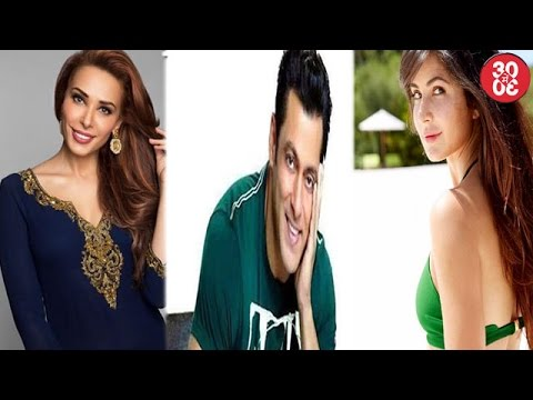 Iulia Refuses To Follow Katrina On Social Media | Salman Khan On His Facial Nerve Disorder