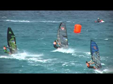 PWA Slalom World Cup Fuerteventura 2012 - Fourth Final