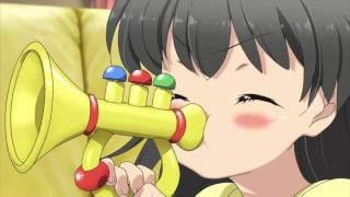 Papa no Iukoto wo kikinasai! Cute!   Toy Trumpet!