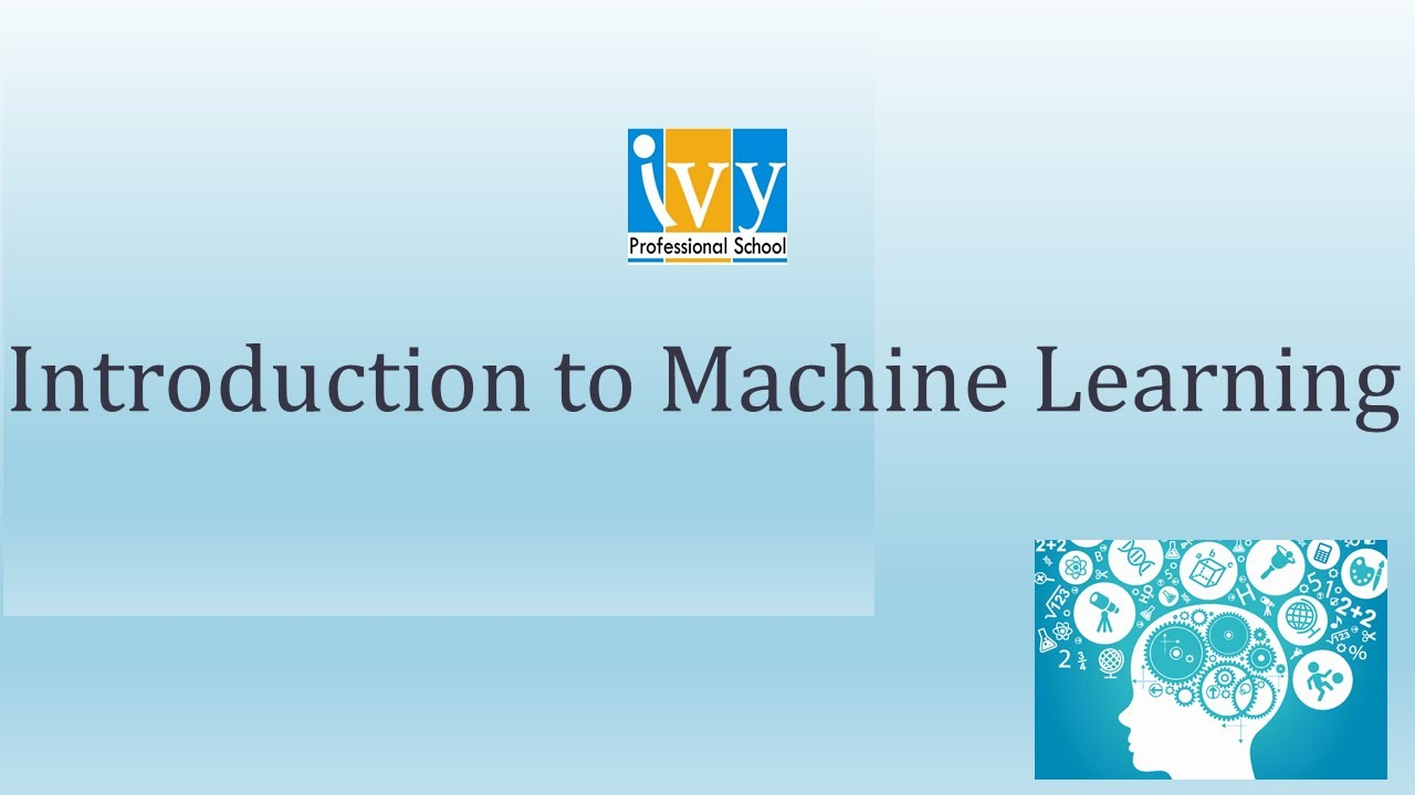 Everyday examples of artificial intelligence and machine learning.