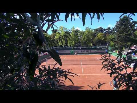 Tennis - Championnat de France 2014 : Finale 15-16 ans Garçons