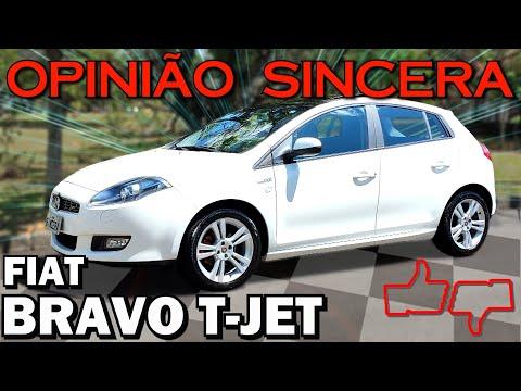 Fiat Bravo T-Jet: Tudo Sobre O Hatch Esportivo Familiar! Consumo, Preço, Seguro, Problemas...